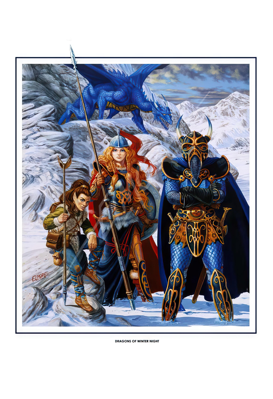 Dragonlance - Dragons Of Winter Night