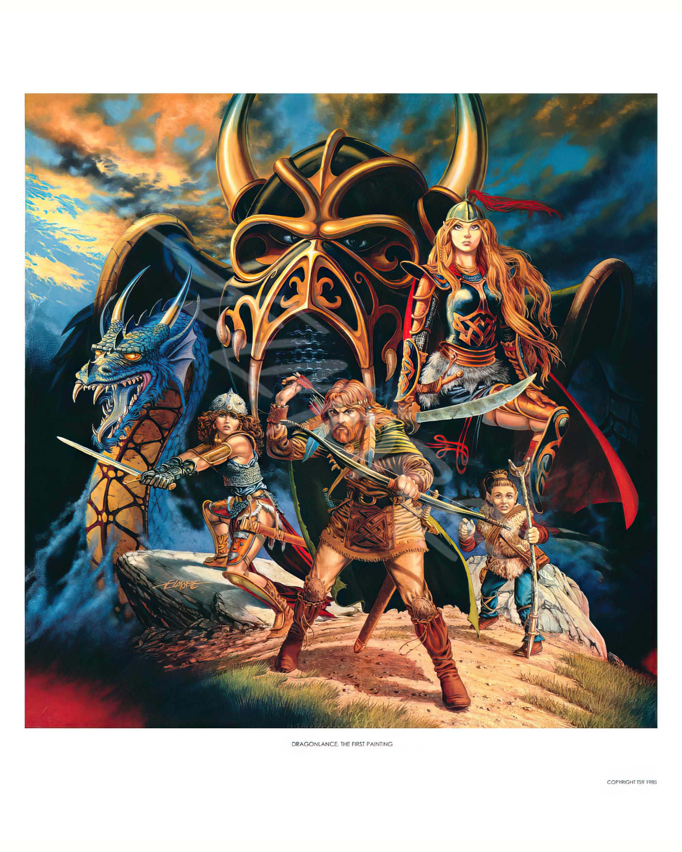 Dragonlance - The Saga