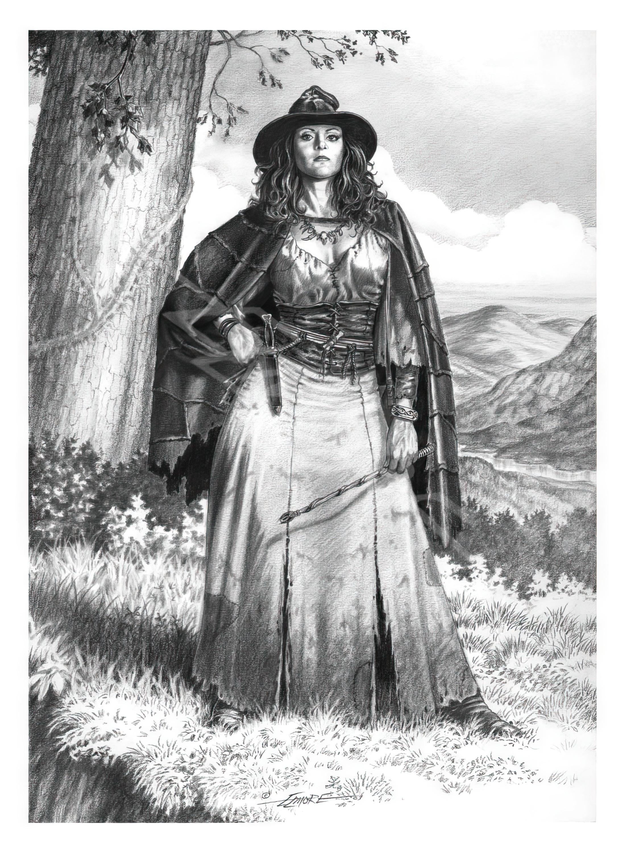 Jorza Witch