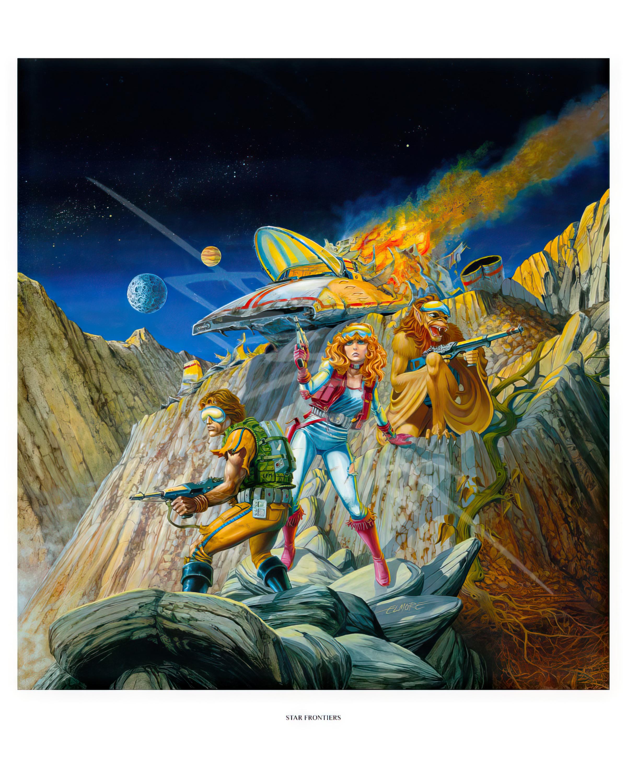 TSR - Star Frontiers